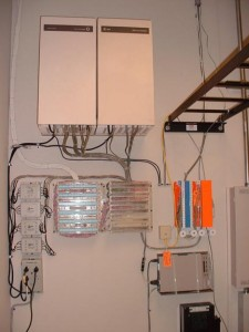 AT&T - Lucent - Avaya- 2 Cabinet Legend Install Very Neat
