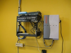 Partner ACS, Wiring, and Data Equipment Install