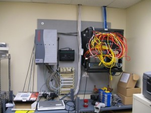 Avaya Partner ACS small business phone system complete install