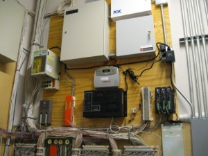 PA System, Bogen Model PCM2000, TPU 100 Amplifier, Zone Controller, Installation and Repair