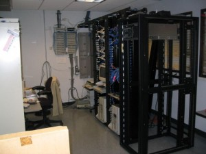 4 Post Data Racks