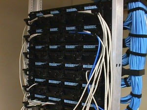 Cat6E Patch Panels