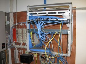Structured Cabing and Wiring